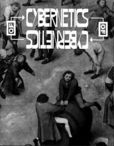 Cover of anthology entitled, Cybernetics of Cybernetics, 1975