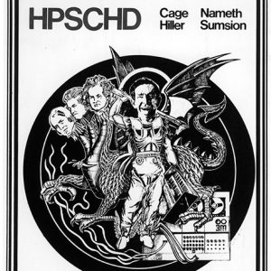 poster for HPSCHD