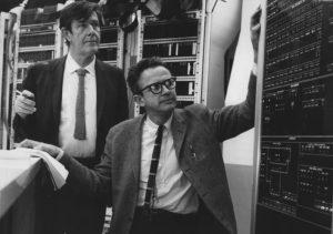 John Cage an Lejaren Hiller