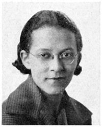 portrait of Beverly Greene